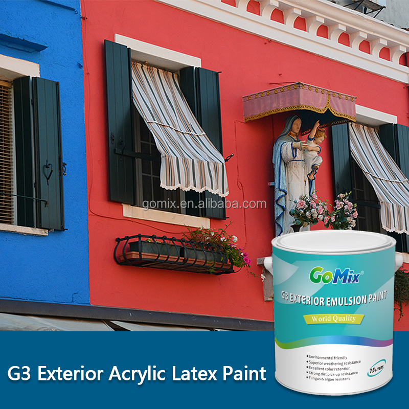 Washable Fungus Resistant G2 Internal Wall Paints