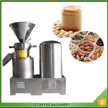 peanut butter production line / Nut butter grinding mill