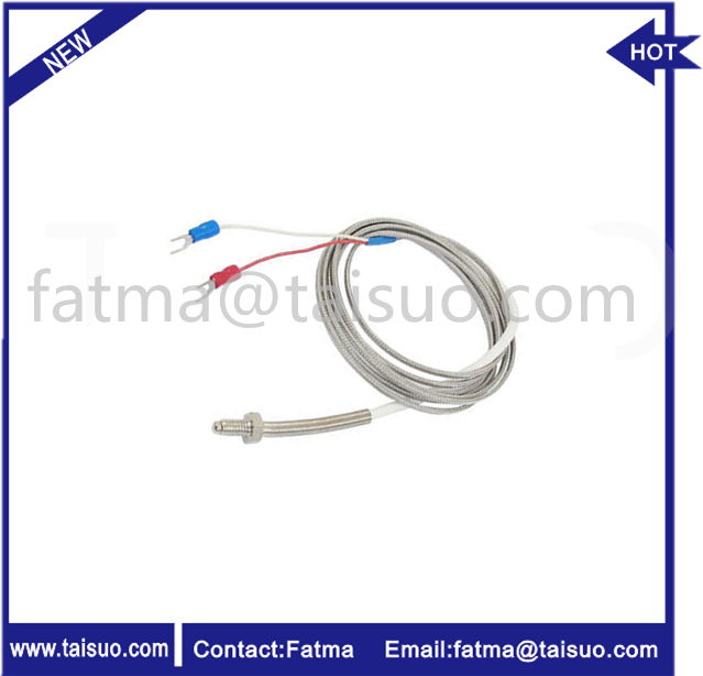 Temperature Sensor Theory K Type Thermocouple for Mould Plastic