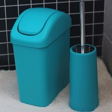 Plastic bathroom dustbin mould Customize mold making