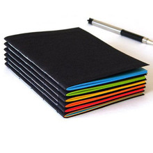 China factory custom soft cover notebook
