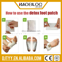 Online Shopping India Gold Relax Foot Patch