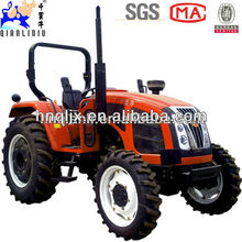Best quality 2013 hot sale 70hp 4wd small farm wheel chinese tractor