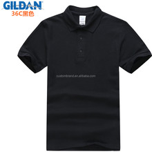 Custom mens polo shirt, polo embroidered logo
