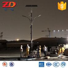 China supplier 12v solar 30w led street light warranty for 5 years