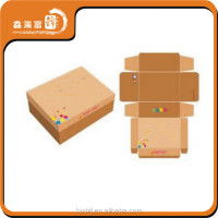 wholesale custom baby shoes&clothes packaging paper box