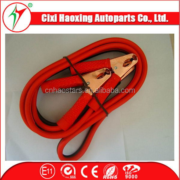 Top level Crazy Selling heavy duty automotive booster cable 3M