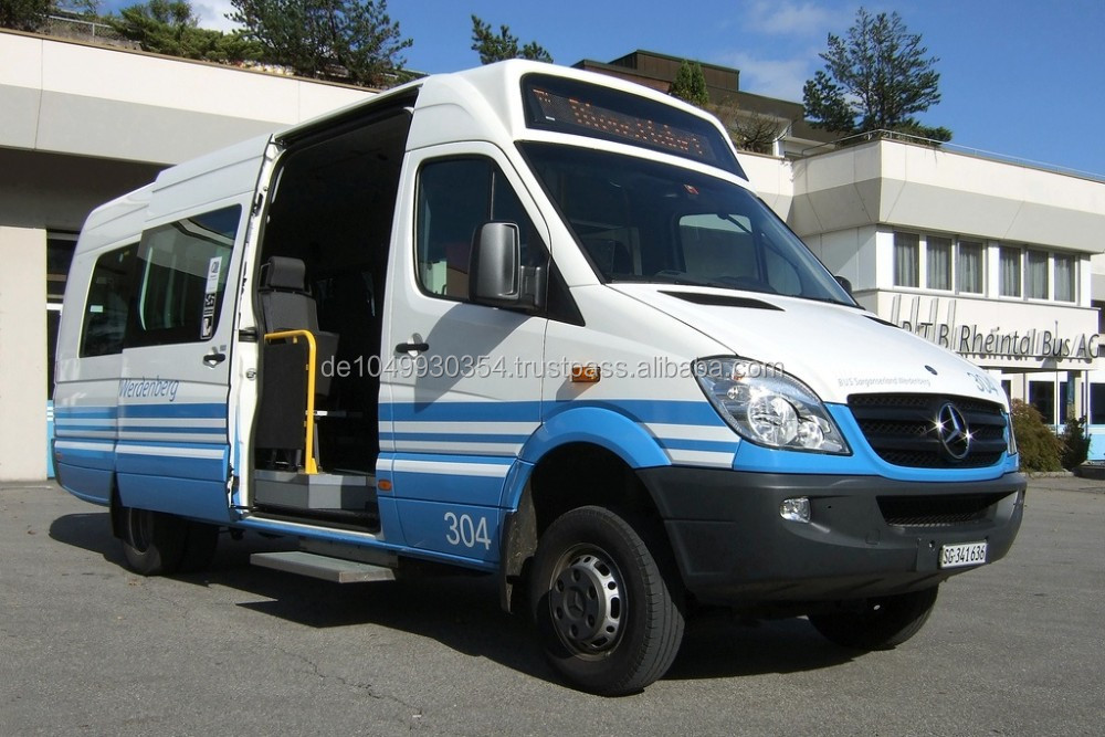 Bus:New & Used Luxury Mercedes Sprinter Coach