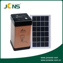 Solar cell charging 6V4.5Ah Lead Acid Battery 60 led solar lantern for Dual Lighting