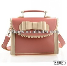 2014 fashion imitation handbag lady bag