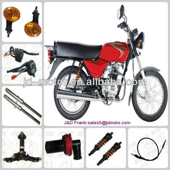 Aftermarket BAJAJ BOXER motorcycle parts