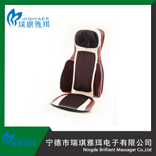 Vibrating heated car seat back massage cushion as seen on tv