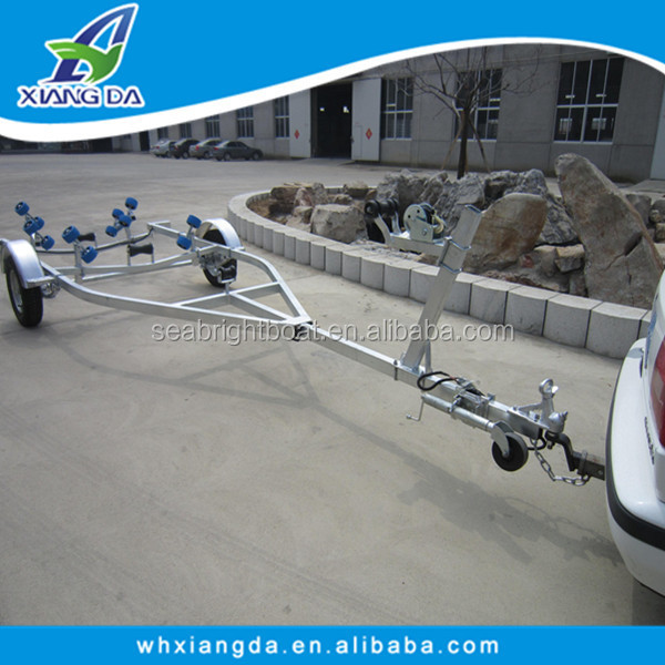 XDT4300 CE Certificated Long Boat Trailers