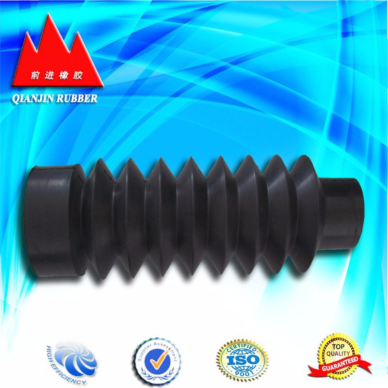 Customized Flexible silicone Rubber Bellows