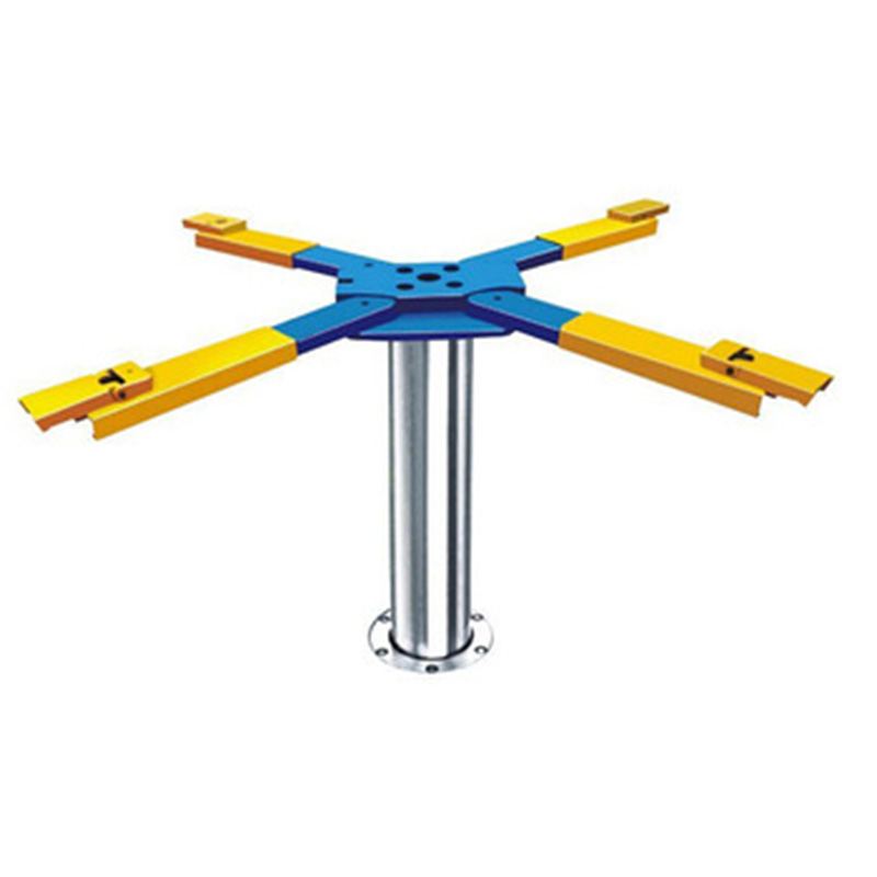 thinner scissor lift hydraulic cylinder car lift