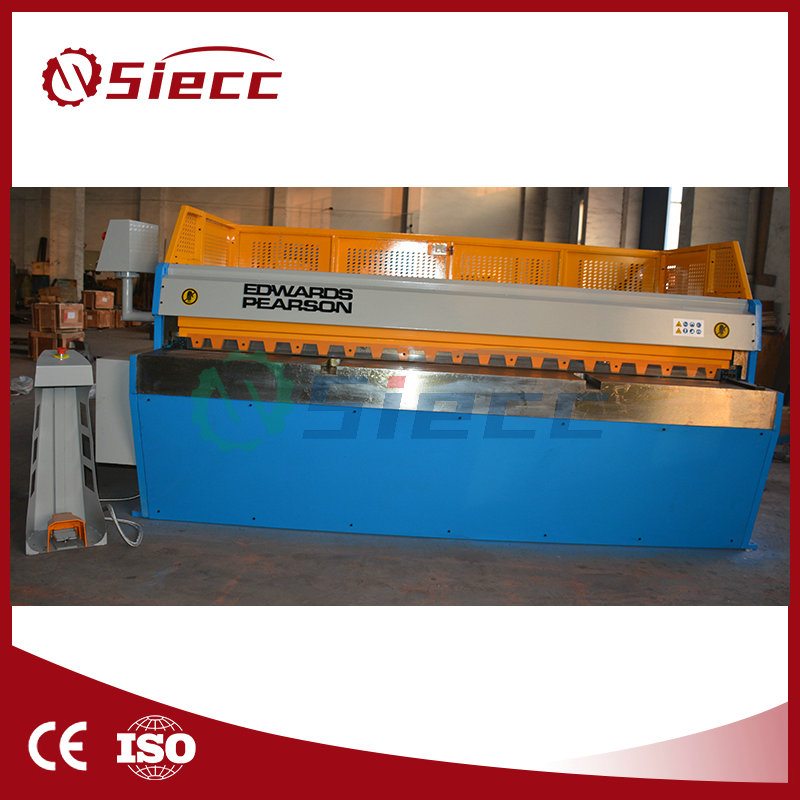 Top Quality Guillotine Design Advanced hydraulic / electric steel plate <strong>cutting</strong> shearing <strong>machine</strong>
