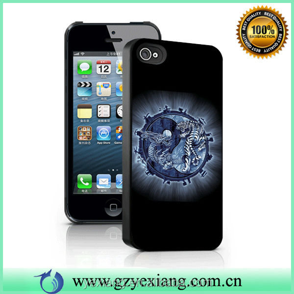 New Design 3D Sublimation Phone Case For iPhone 5 5s Back Cover