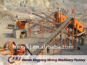 Mineral Sand-making Production Line