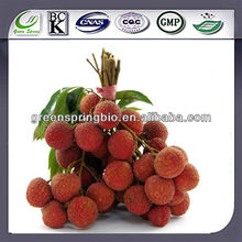 Natural lychee seed extract 5:1 10:1 20:1 polyphenol 50%