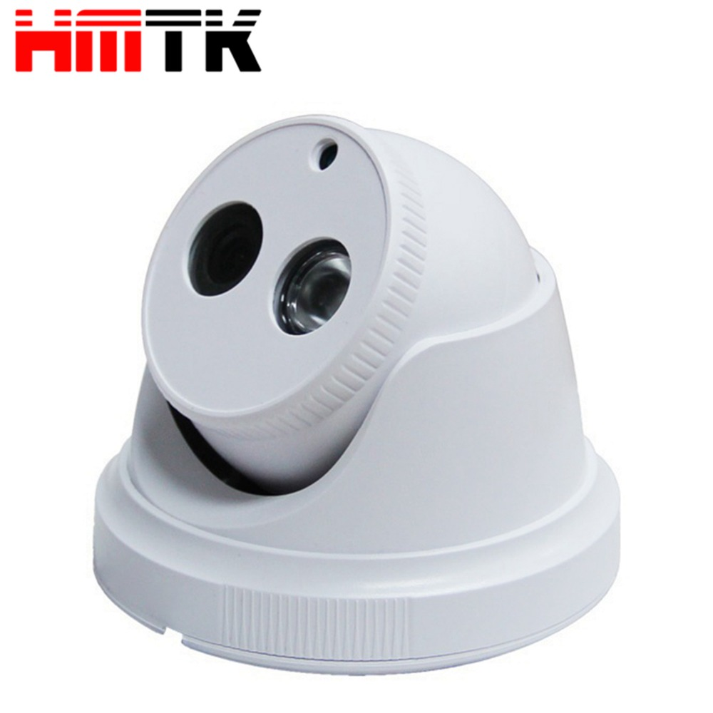 same housing like Hikvision 1080P star-light H.265 IP dome camera with 3.6mm fixed lens IR range 30m support P2P POE ONVIF audio