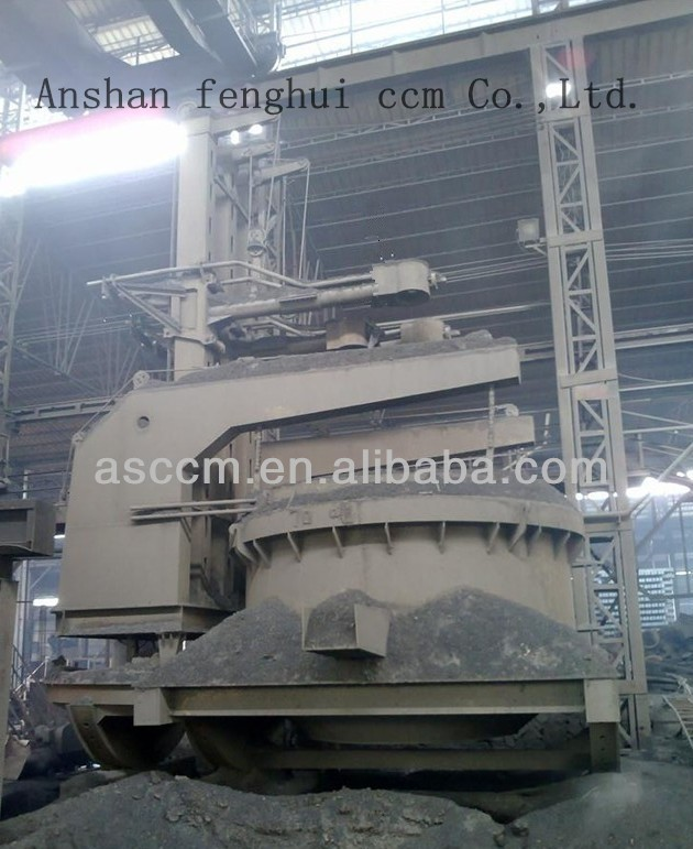 20 tons electric arc furnace for melting steel from Anshan fenghui