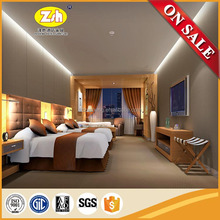 Foshan Modern Hotel bedroom furniture on sale ZH-606