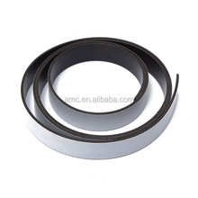 Magnetic rubber strips with 3M adhesive W12x1.5mm
