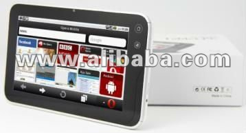 Tablet pc with 3G bluetooth GPS phone calling function and capacitive touchscreen