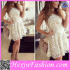 Hand Made Wedding Crochet Dress 1PCS Minimum Quantity