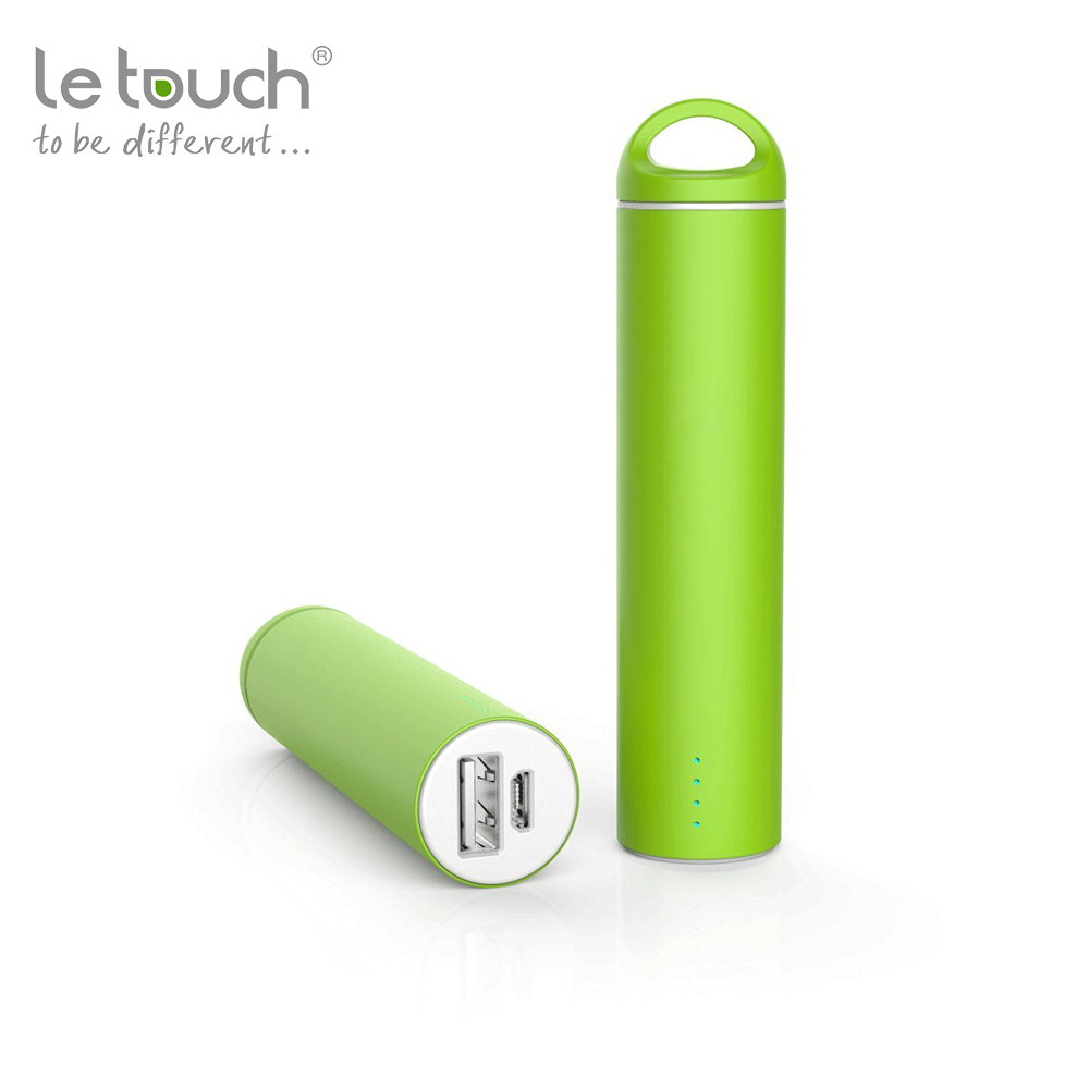 Smart Connect Technology External Battery Pack phone power bank 2600mAh for iPhone iPad iPod Samsung