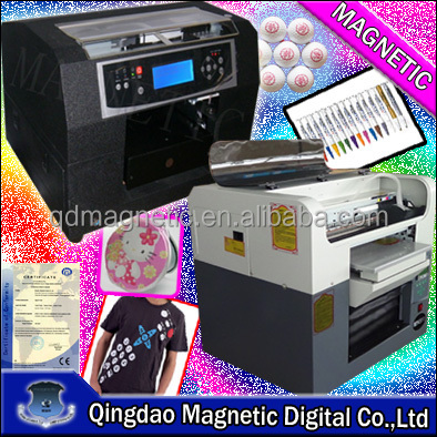 HOT personalized digital black t-shirt waterproof label printer