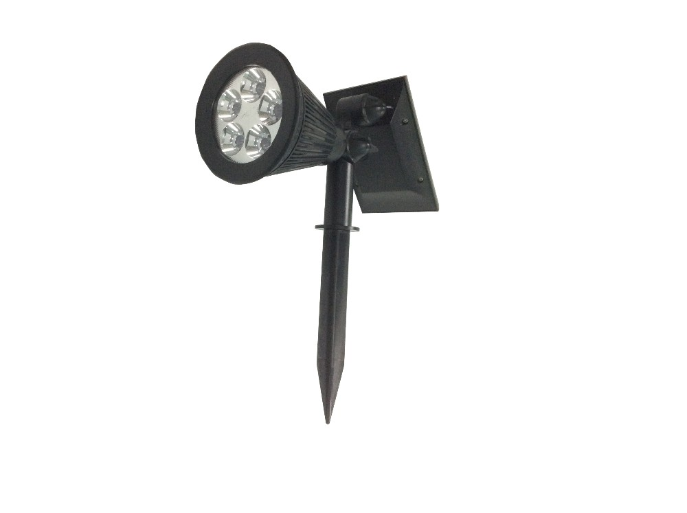 Factory price Mindtech Led solar Motion Sensor Led Solar Garden Light Outdoor