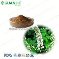 2.5%triterpene glycosides Black cohosh Extracts