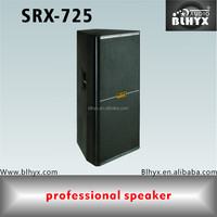 Strong Power Passive Crossover 2-way Speaker 2X15 SRX-725 With Frequency Speaker For Indoor Outdoor Show From Guangzhou Supplier