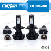 Guangzhou ouge 4OOOLM car led headlight h7 h4 hb12 h13 9004 9007