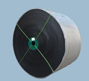 Cement Plant Used Heat Resistant Rubber Conveyor Belt of Steel Cord or Polyester Fabric