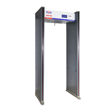 MCD-600 Walkthrough Metal Detector Body Scanner for security check MCD-600