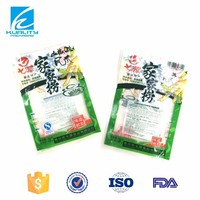 Safty food grade laminated plastic bag printing for chicken feet
