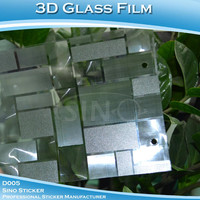 Easy Install 1.22*50m CARLIKE Decorative 3D Glass Film