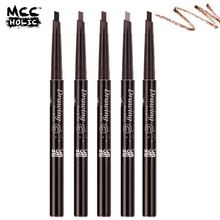 Best selling different types eyebrow color pencil from direct factory