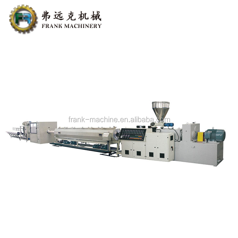 High quality low cost of plastic pvc pipe machine