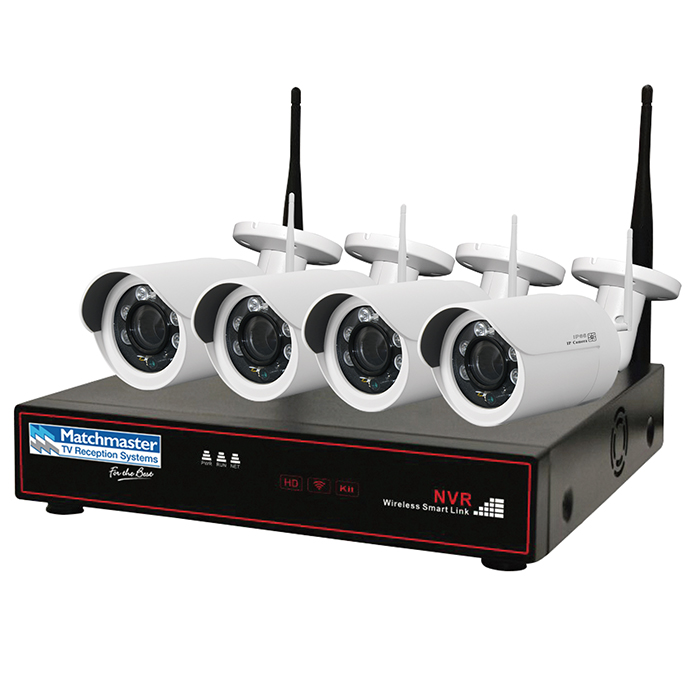wireless security ip camera hikvision cctv kits nvr kit