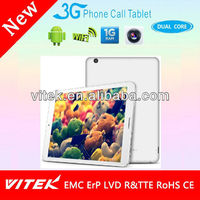 Tablet 8 inch Display 3G WiFi Android Netbook