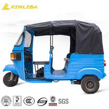 New 200cc air cooled bajaj tricycle for passenger