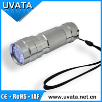 High power--375nm LED UV Searching Light