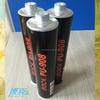 Black color polyurethane and pu sealant