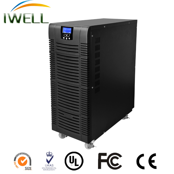 high frequency pure sine wave online 10kva industry 220v ups of computer