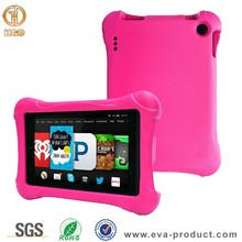 Popular among children eva shockproof for amozon kindle fire 7 case 2014