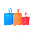 Free sample recycled laminated shopping pp promotional non woven bag