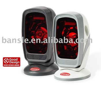 Zebex Z6070 Hands-Free Dual-Laser Omnidirectional Scanner